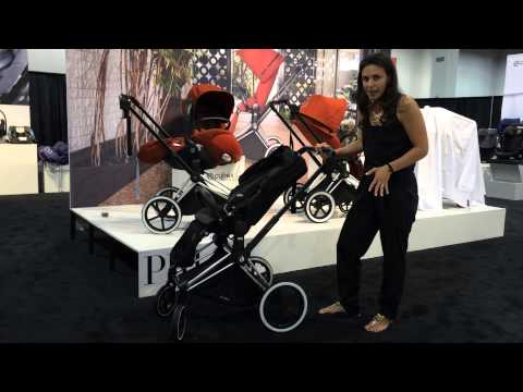 Introducing the new Cybex Priam Stroller! – Review