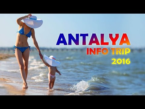 Antalya Turkey - 7 Days Travel Trip
