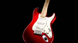 Refreshing Happy Blues Backing Track In A