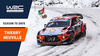 WRC 2020: Thierry Neuville | Season To Date