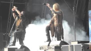 Arkona - Zakliatie (live Masters Of Rock Festival Vizovice 12/07/15)