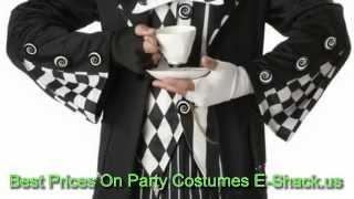 Mad Hatter Costumes For Men