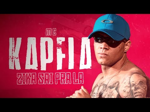 MC Kapela - Zika Sai Pra La (Lyric Video) DJ Oreia