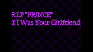 "Prince Tribute - ""If I Was Your Girlfriend"" ft. TLC"