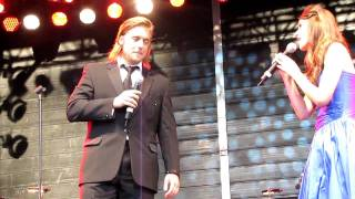 Jonathan Ansell and Faryl Smith-The Prayer