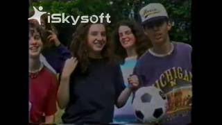 Camp Gesher 1992 Promotional Video