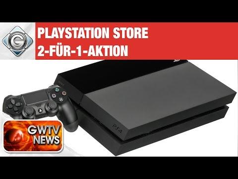 PlayStation Store: Zwei PS4-Spiele zum Preis von einem   GWTV News