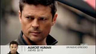 Almost Human - Adelanto Episodio 01x04