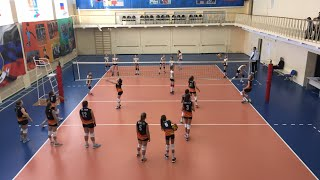 Детский волейбол. Девочки. Обнинск -  Кинешма