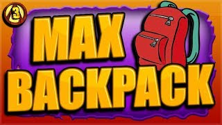 How much it COSTS to MAX OUT BACKPACK & AMMO - Sanctuary - Marcus - BORDERLANDS 3