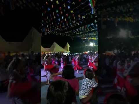 Grupo de Danças Jacarará - São João do Tigre/PB