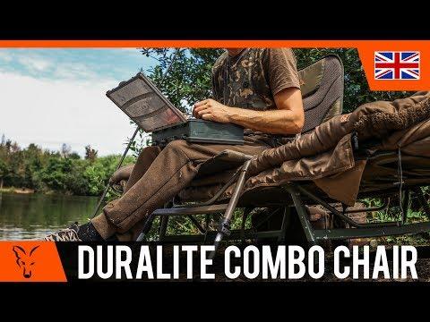 Fox DURALITE COMBO CHAIR - szék videó