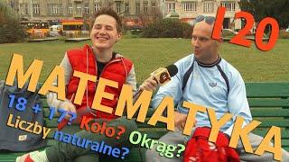 MATEMATYKA (Martin Stankiewicz) - odc. #120 - MaturaToBzdura.TV