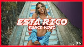 Está Rico - Marc Anthony, Will Smith, Bad Bunny | Magga Braco Dance Video