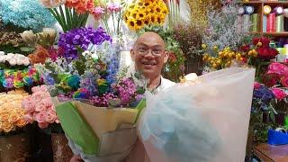 Có Những Niềm Riêng #10: Color Man đi mua hoa tặng 500 chị em công ty nhân ngày Phụ nữ Việt Nam