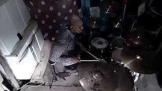 In Your Pocket - Maroon 5 (Drum cover by Max Roballo)