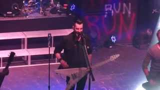 Theory of a Deadman - So Happy (Opening) (Live in