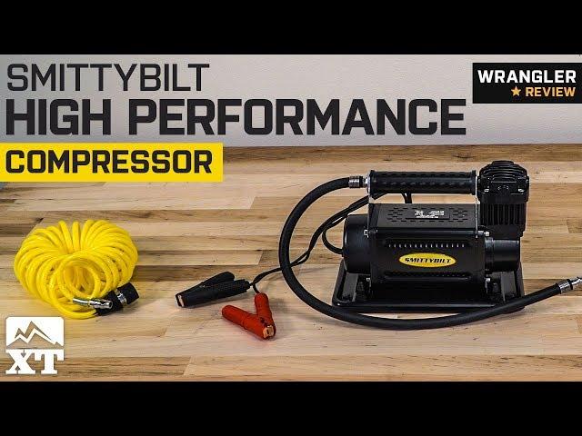 Smittybilt High Performance Air Compressor - 2 54 CFM/ 72 LPM