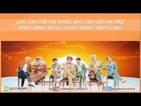 [Karaoke/Instrumental] BTS - IDOL by GOMAWO