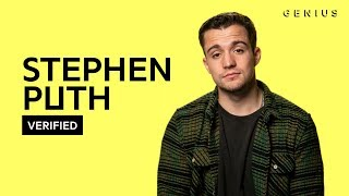 "Stephen Puth ""Sexual Vibe"" Official Lyrics & Meaning 