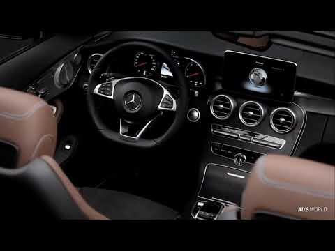 2019 Mercedes Benz C-Class Cabriolet - Official Trailer [HD]_Full-HD