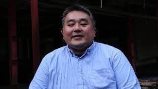 楽伸流抜力道創始者 中村道紀先生 ご挨拶 護身の集い