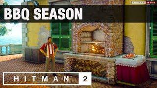 "HITMAN 2 - ""BBQ Season"" Challenge"