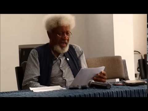 Wole Soyinka's Press Conference On The State Of The Nation Nigeria Part 2
