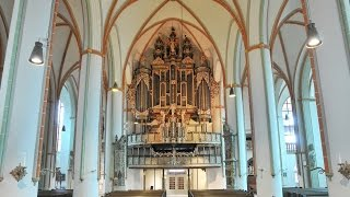 preview picture of video 'Lüneburg St. Johannis Orgel - Portrait'
