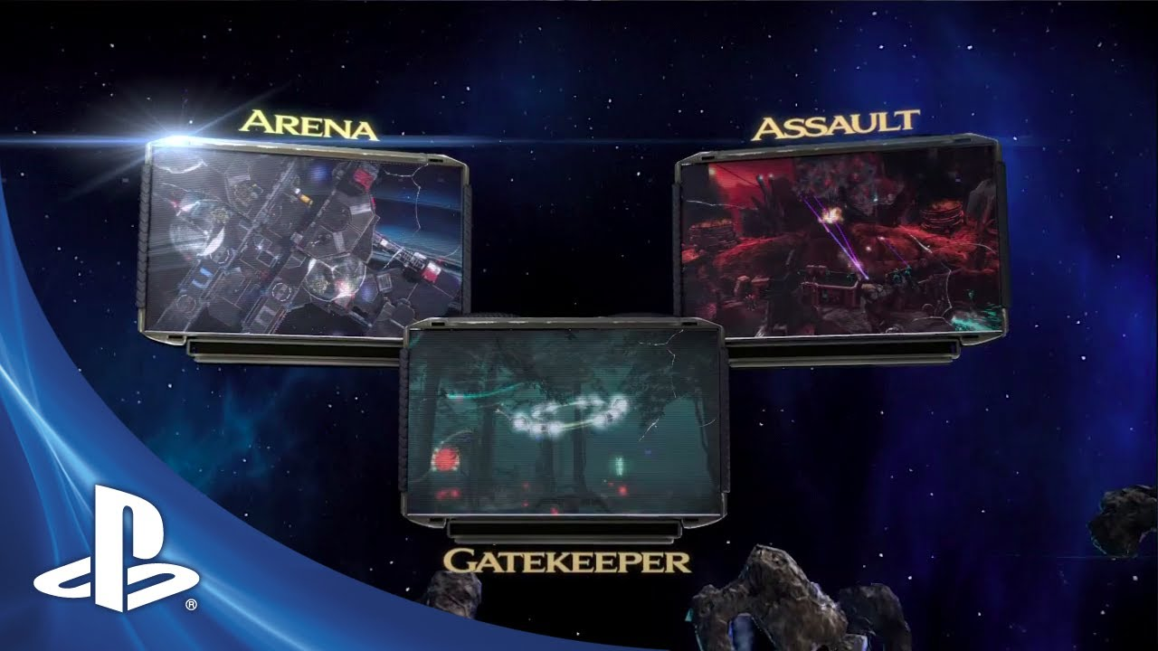 Starhawk and Free DLC Soar to PSN Today