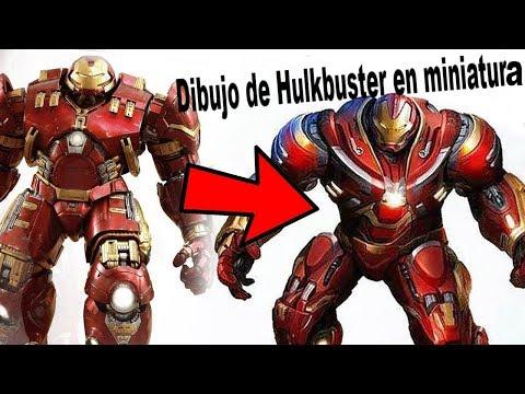 Imagenes De Hulkbuster Para Pintar How To Draw Hulkbuster Proyectos