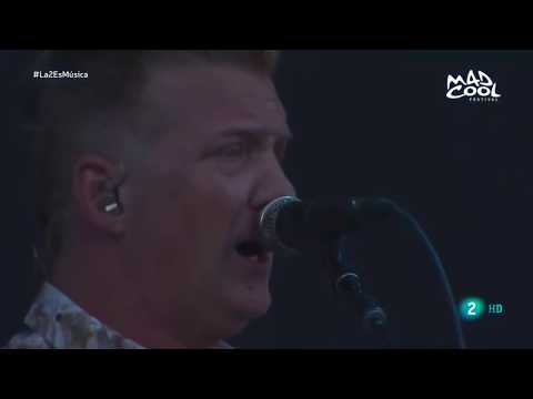 Queens of the Stone Age - Feet Don't Fail Me Live (Live Mad Cool Festival, Spain 2018)