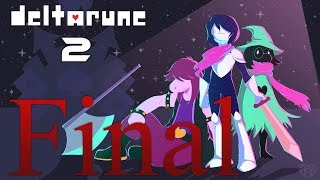 Cry Plays: Delta Rune [P2] [Final]