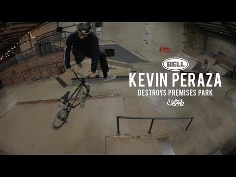 Kevin Peraza Destroys Premises Park