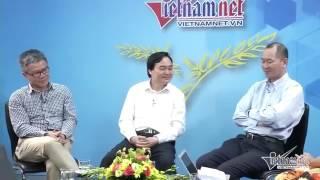 Giáo Sư Ngô Bảo Châu Phản Biện Bộ Trưởng Nhạ Về Bỏ Biên Chế Giáo Dục