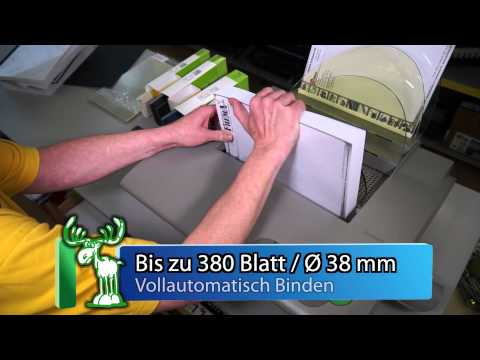 FastBack20 Vollautomatischer Binder