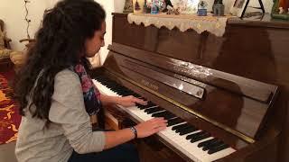 3 Daqat   Abu Ft. Yousra Piano Cover... By Mary El Meniawy