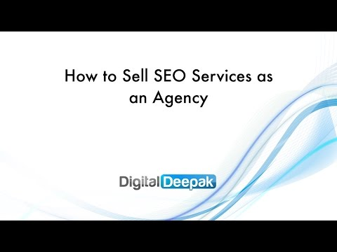 How to Sell SEO Services as a Digital Marketing Agency