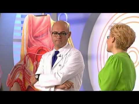 Предстательная железа с очаговой атрофией и гиперплазией желез
