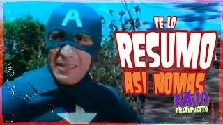 Capitán América Turco | Te Lo Resumo Así Nomás De Bajo Presupuesto