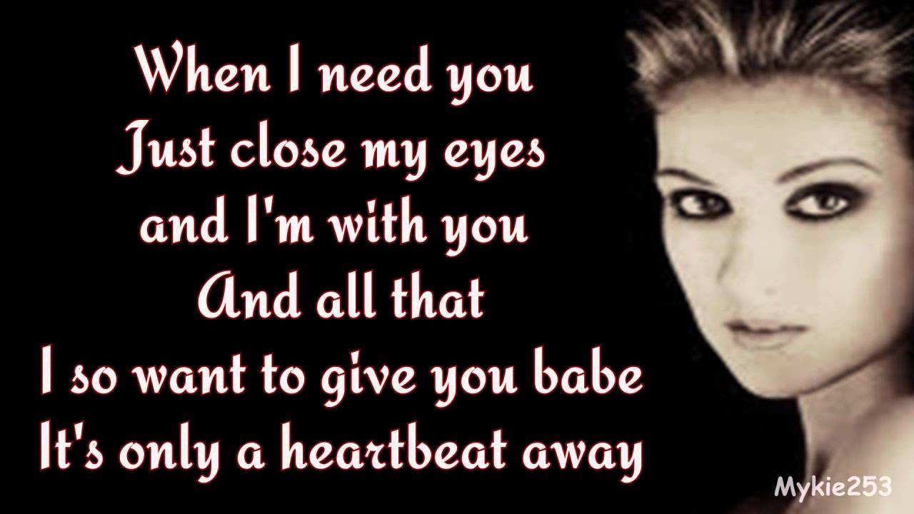 baby close your eyes celine dion free mp3