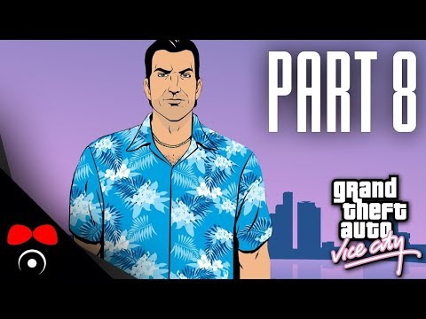 FETY PRO KAPELKU! | Grand Theft Auto: Vice City #8