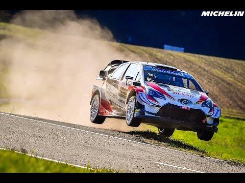 Highlights - 2019 WRC ADAC Rallye Deutschland - Michelin Motorsport