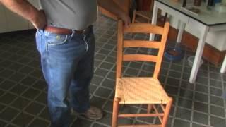 Wayne Henderson - Doc Watson's Chair