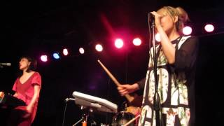 Cibo Matto - Know Your Chicken (May 30, 2013 New York)