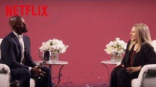 A Star is Born (1976)   Barbra Streisand and Jamie Foxx in conversation at Netflix FYSee   Netflix