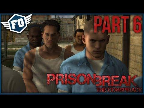 Útěk Z Vězení: Spiknutí #6 - Neuvěřitelný Plot Twist!