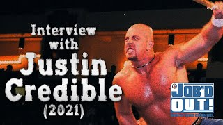 Justin Credible Recalls Paul Heyman Paying For His Son's Birth