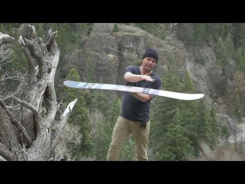 Nitro Highlander Freeride Snowboard 2017 Snowboard Review