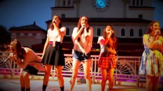 Cimorelli - You're Worth It live in Miami (9/19/14)